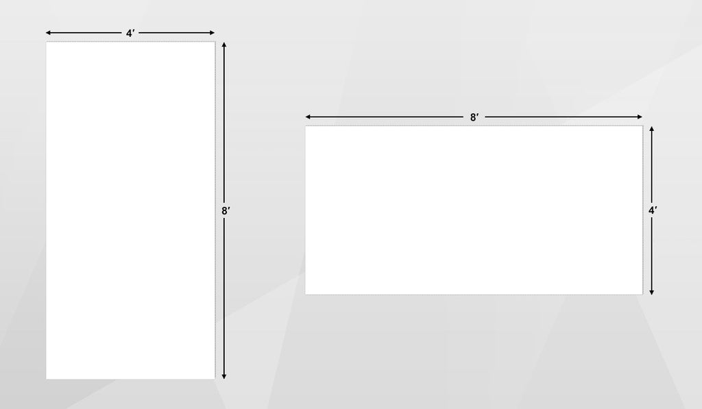 4' x 8' Large Format Display