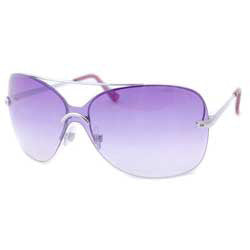 arco iris purple sunglasses