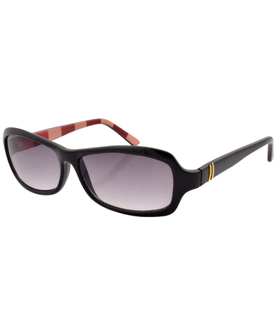 bitsy black red sunglasses