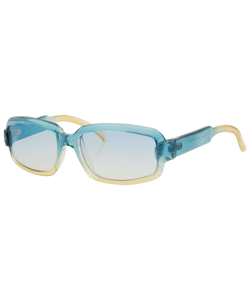 coolove blue yellow sunglasses