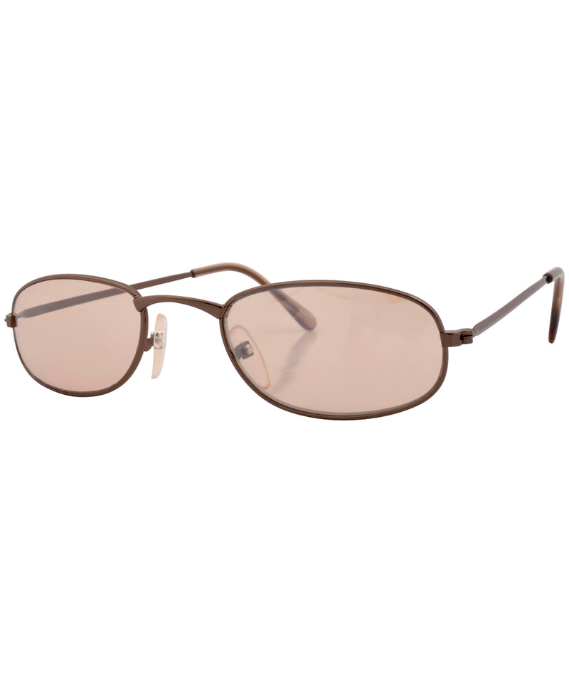 emotion brown sunglasses