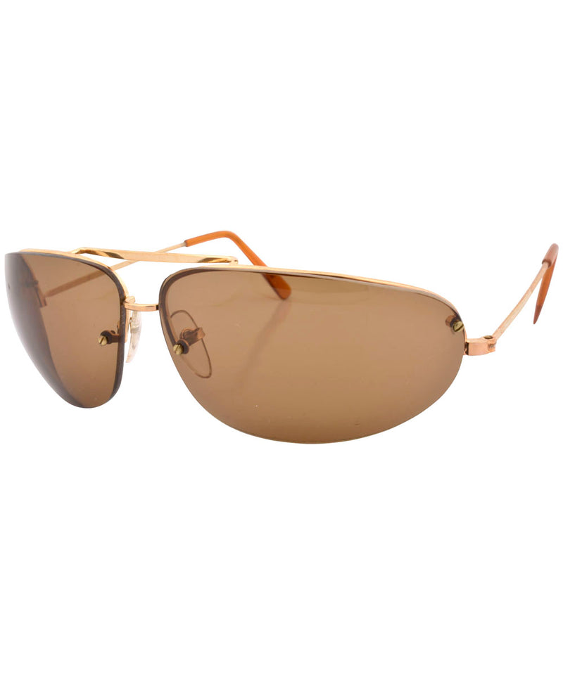 float gold sunglasses