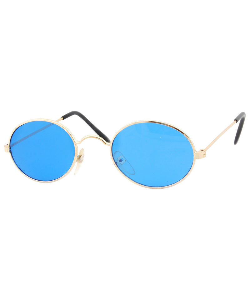 gogs blue sunglasses