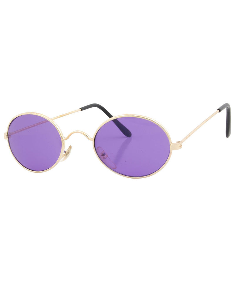 gogs purple sunglasses