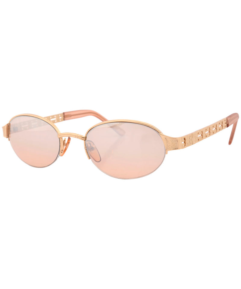 halsted gold flash sunglasses