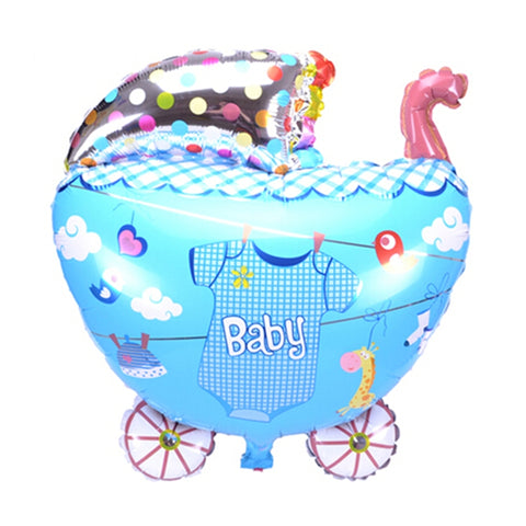 Baby Shower Pram Foil Balloon