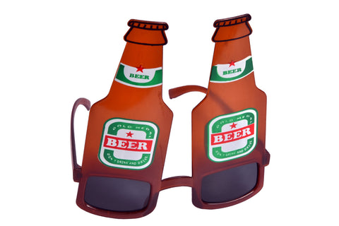 Beer Bottle Brown Goggle
