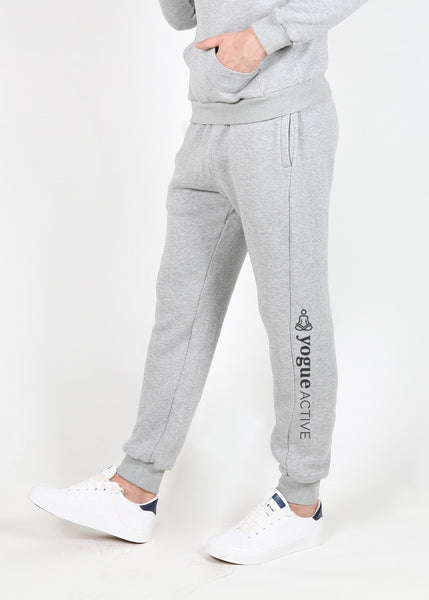 Grey French Terry Joggers