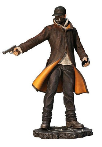 Watch dogs PVC Statue Aiden Pearce 25cm