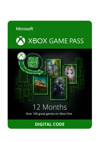 XBOX Game Pass 12 Month Key