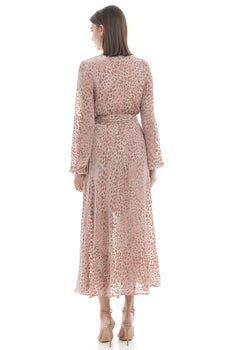 Misha Collection - Kelsie Dress Blush