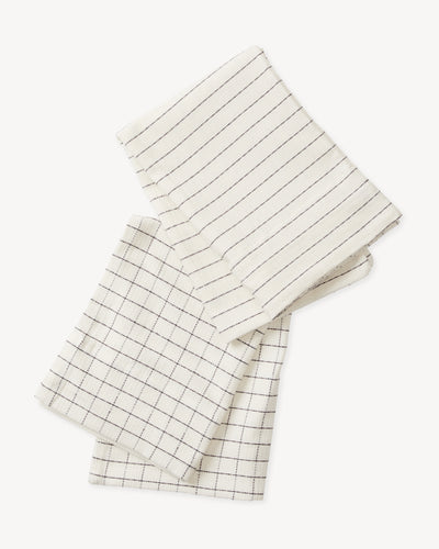 Grid Pillowcases