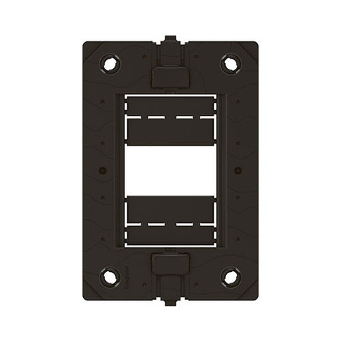 Arteor 1 to 3 Module Support Frame - 2 x 4