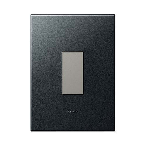 Arteor 1 Lever Switch - Graphite