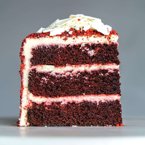 Red Velvet Cake - Sponge Cake - Huckleberry Food & Fare - - - - Eat Cake Today - Birthday Cake Delivery - KL/PJ/Malaysia