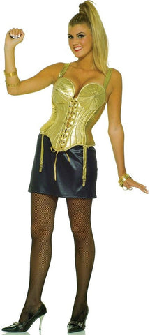 80s Pop Star Women's Sexy Adult Madonna Costume