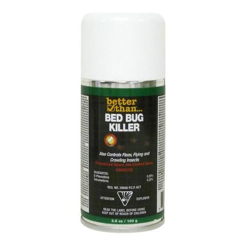 Bed Bug Killer - 100g/3.5 oz