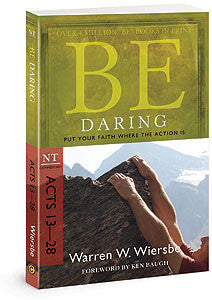 Be Daring - Books from Heartland Baptist Bookstore