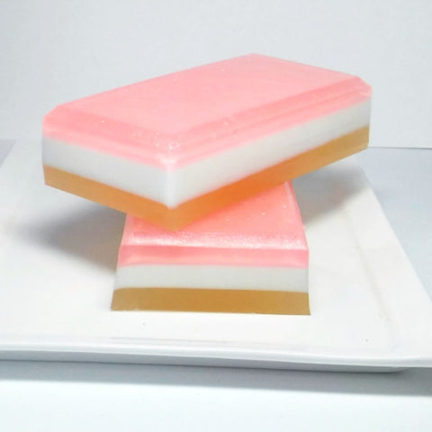 Champagne Pomegranate Soap