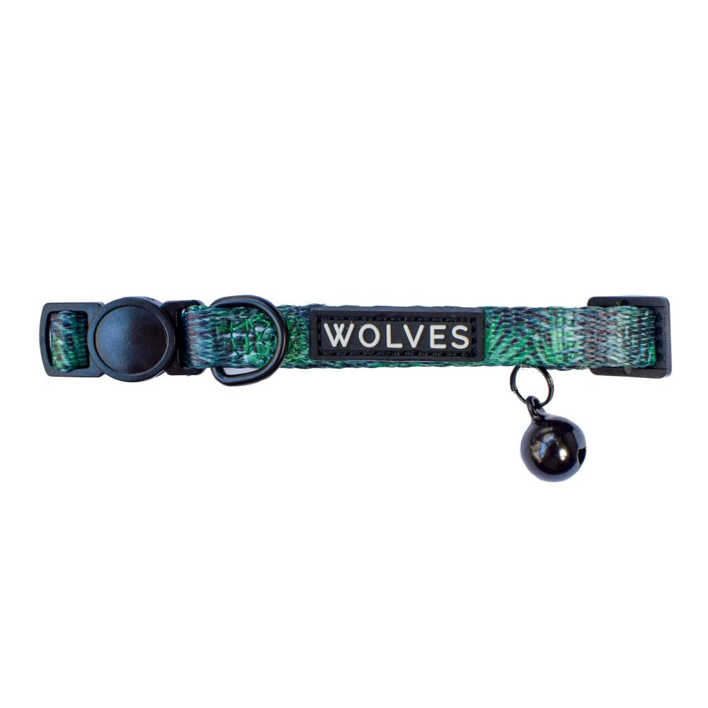 Florida Cat Collar Cat Collar - Wolves of Wellington