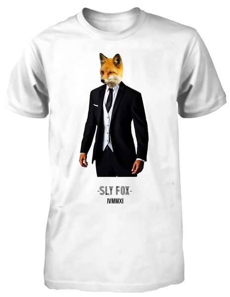Gentlemen Teeshirt Sly Fox