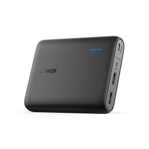Anker PowerCore 10400mAh 3A 2 Port USB External Battery - SOBRE Smart Living - 1