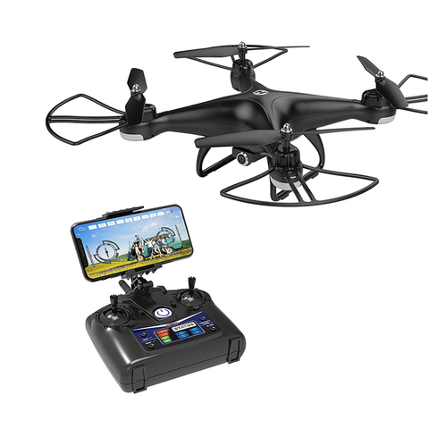 Holy Stone HS110D FPV RC Drone with HD Camera Live Video Wifi Quadcopter