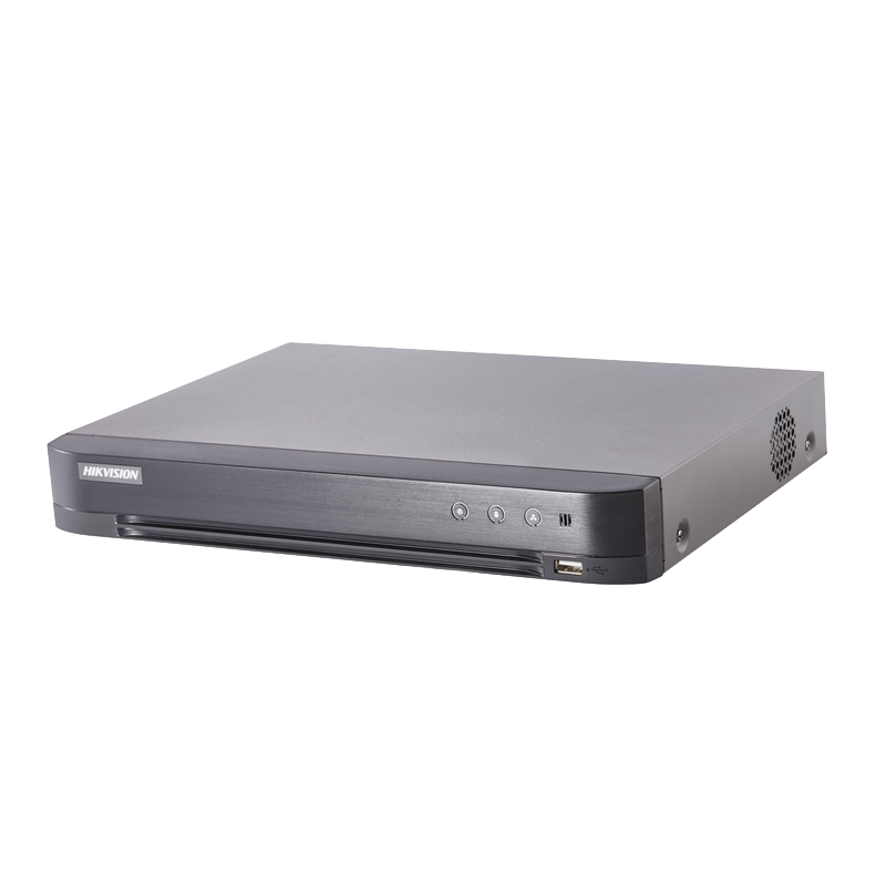 Grabador HD-TVI HIKVISION™ para 8 Canales (Grab. hasta 5MPx)//HIKVISION™ DS-7208HUHI-K1 8CH HD-TVI Recorders