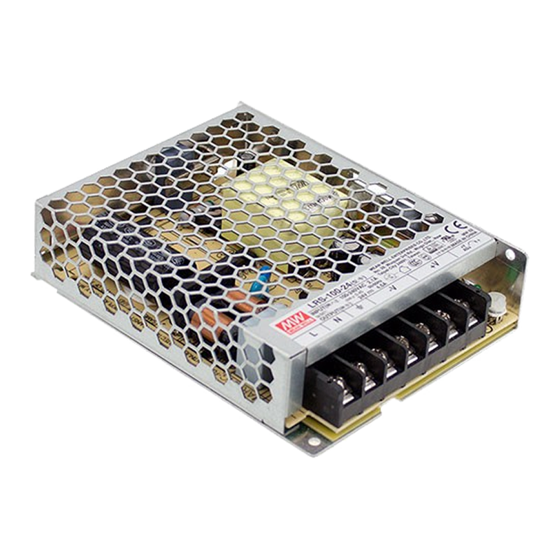 Fuente MEANWELL® LRS-100//MEANWELL® LRS-100 Power Supply Unit