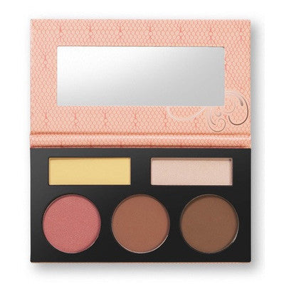 BH Cosmetics Forever Nude Sculpt & Glow Contouring Kit (Light/ Medium)