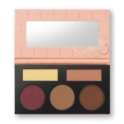 BH Cosmetics Forever Nude Sculpt & Glow Contouring Kit (Medium/ Dark)