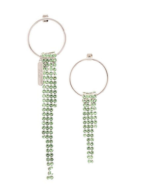 odd92 Justine Clenquet Jade Earrings Spring/Summer 2019 - 1