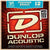 DAP1254 Dunlop Phosphor Bronze Acoustic Guitar Strings 12-54