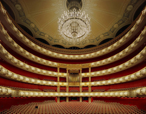 Bavarian State Opera, Munich, Germany - 3 sizes, $10,600-$31,500