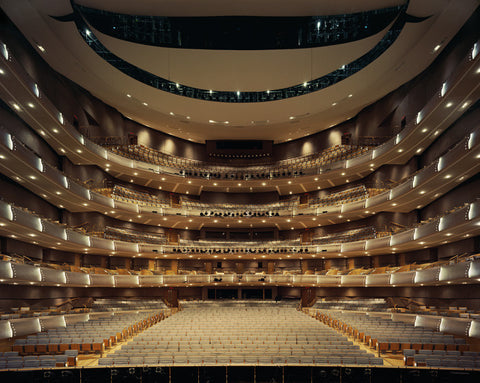 Four Seasons Centre for the Performing Arts, Toronto - 3 sizes, $10,600-$31,500