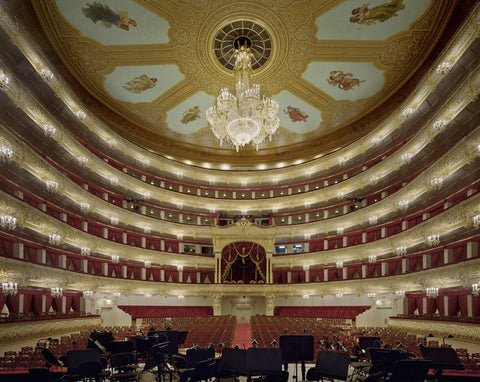 Bolshoi Theatre, Moscow, Russia - 3 sizes, $10,600-$31,500