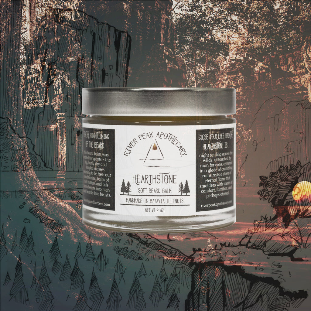 Hearthstone • Soft Beard Balm • Autumn