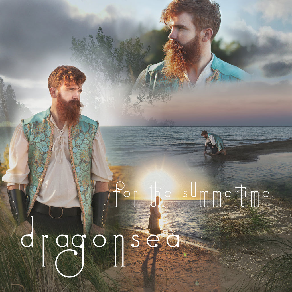 Dragonsea • Soft Beard Balm • Summer