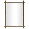 Abanu Contemporary Antique Gold Rectangular Wall Mirror