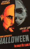 Halloween - 2014 John Carpenter's by Mainger poster print Imagined Worlds HCG