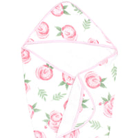 Muslin Hooded Towel - Grace