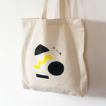 Blocks Tote Bag
