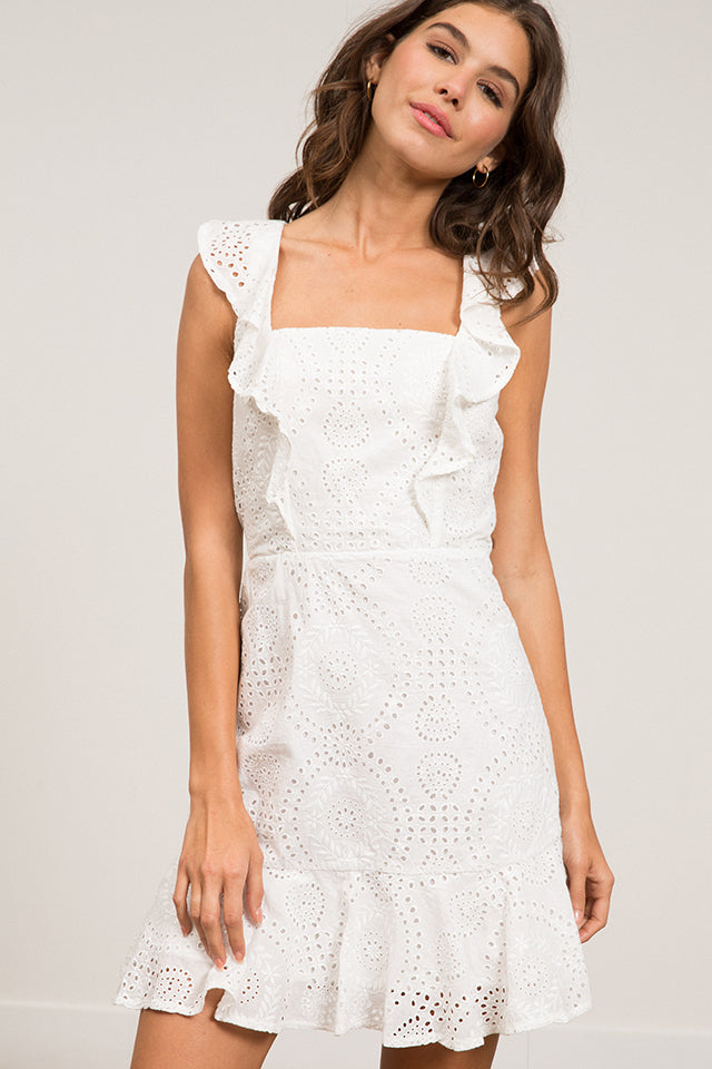 Lucy Paris - Lola Lace Dress