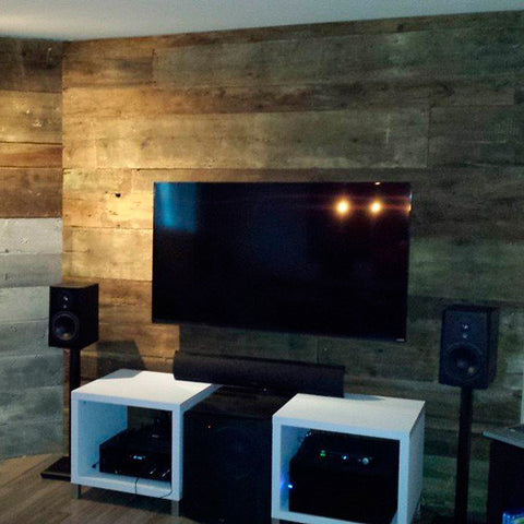 Featured Home Theater System: Alexis in Canada