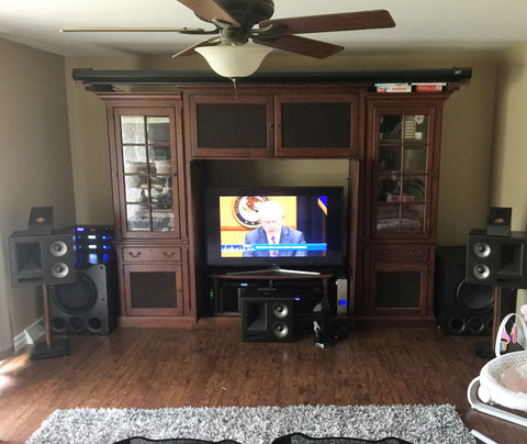 Featured Home Theater System: Scott in Bourbonnais, IL