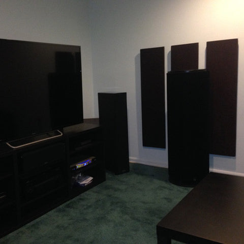 Featured Home Theater System: Patrick in Maryland