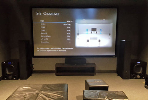 Featured Home Theater System: Paul in Tulsa, Oklahoma