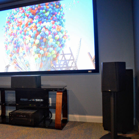 Featured Home Theater System: Scott in Cincinnati, OH