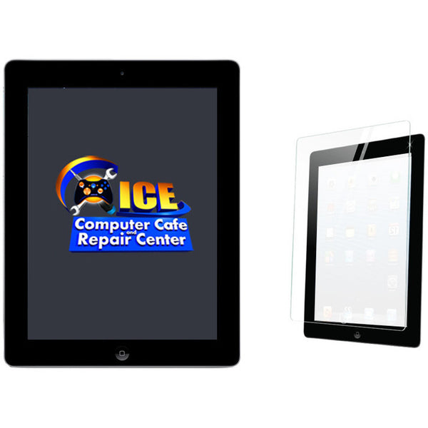 Tempered Glass Protector for iPad