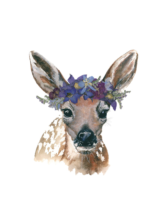 Deer Sweet One - Oxeye Floral Co.  X Jill Weston